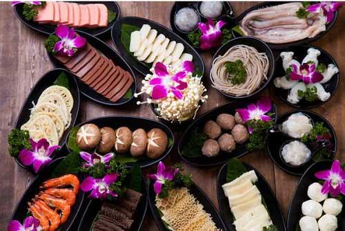 典型的四川火锅食材有哪些