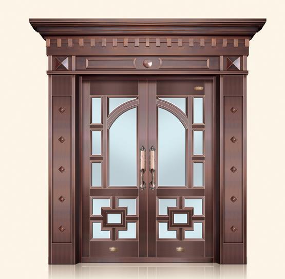 铜门与铝艺大门相比,两者都具有哪些优势?