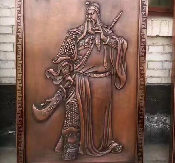 西安锻铜浮雕告诉您制作锻铜浮雕需要哪些工具?