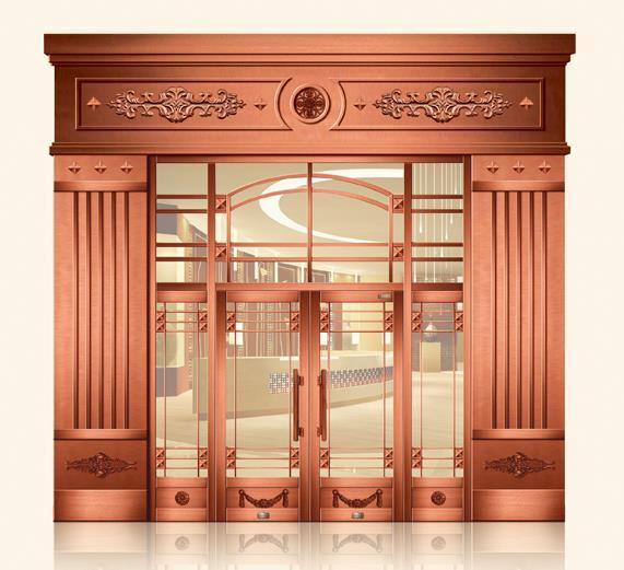 选购铜门时要把重点放在哪几个关键部位进行检查?