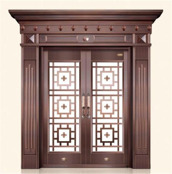 铜门和纯铜门有哪些区别?