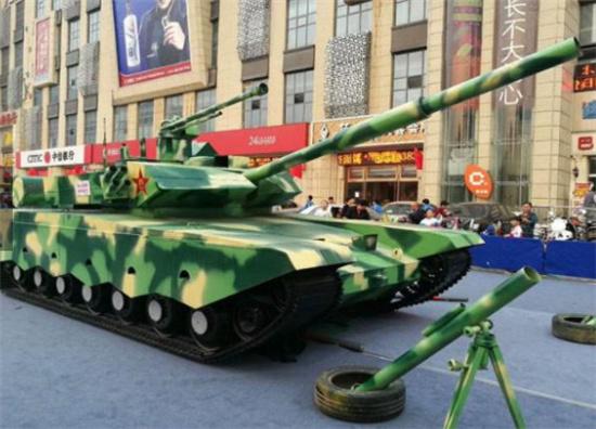 西安军事模型