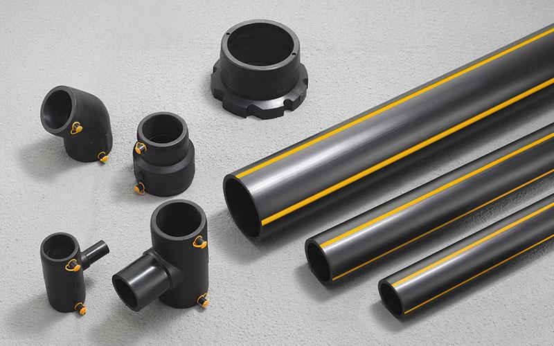 燃氣管的走管方式都有哪些?成都全員塑膠管業告訴您