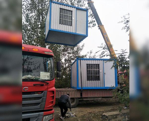安康西安瓦楞集装箱生产