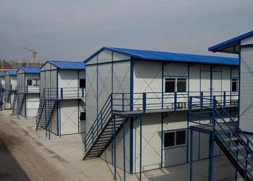 西安活动板房和住人集装箱的优缺点比较