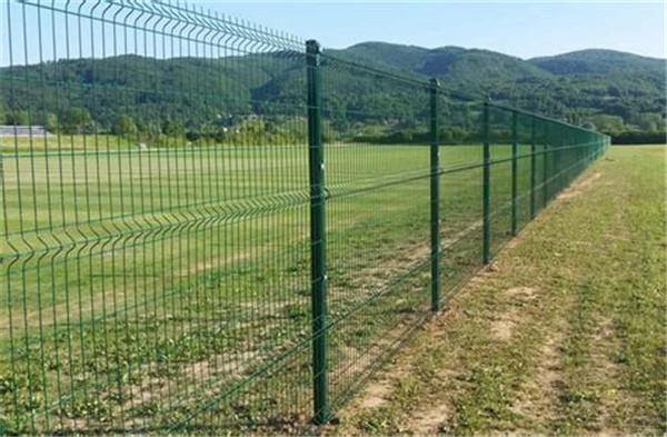 杨凌示范区农场防护围栏