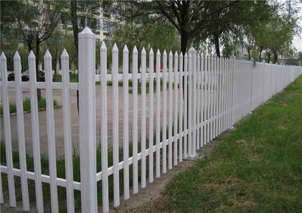这是华阴气象局设施防护围栏