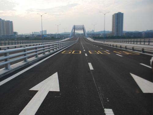 鄂尔多斯道路划线施工