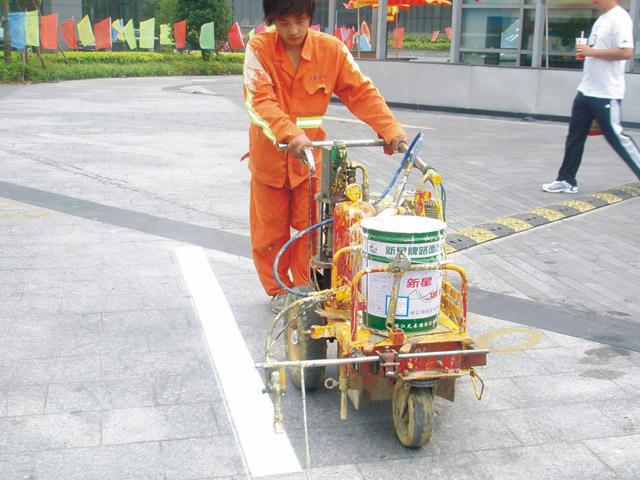 包头交通设施施工