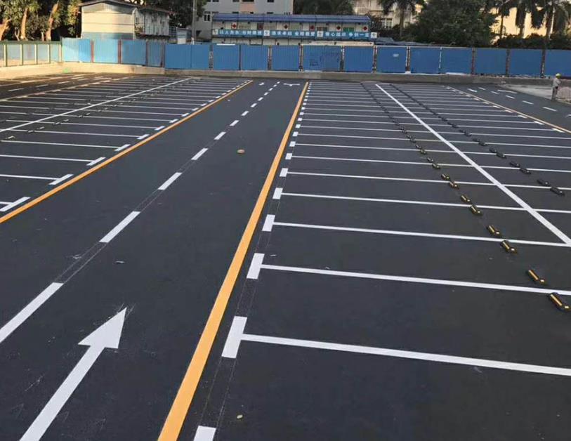 停车场划线,你知道的有哪些呢?
