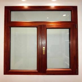 橡木铝包木门窗