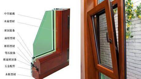 铝包木门窗制作公司