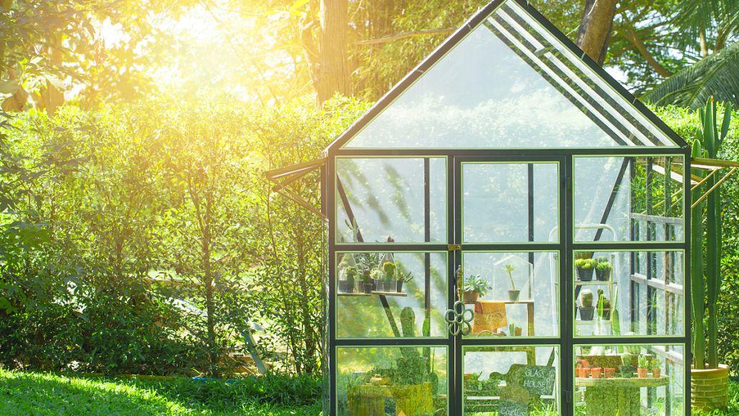 花园式阳光房