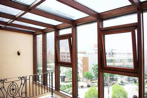 南阳铝包木门窗定制