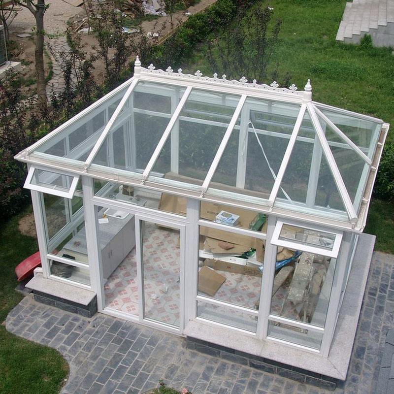 河南龙华门窗告诉你在设计阳光房的时候需要考虑什么?