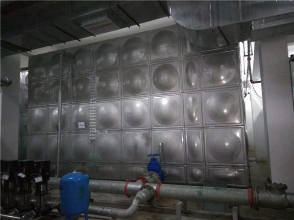 不锈组合钢水箱