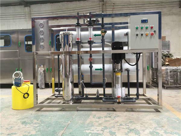你知道食品加工为什么要用纯净水设备吗?用途是什么!
