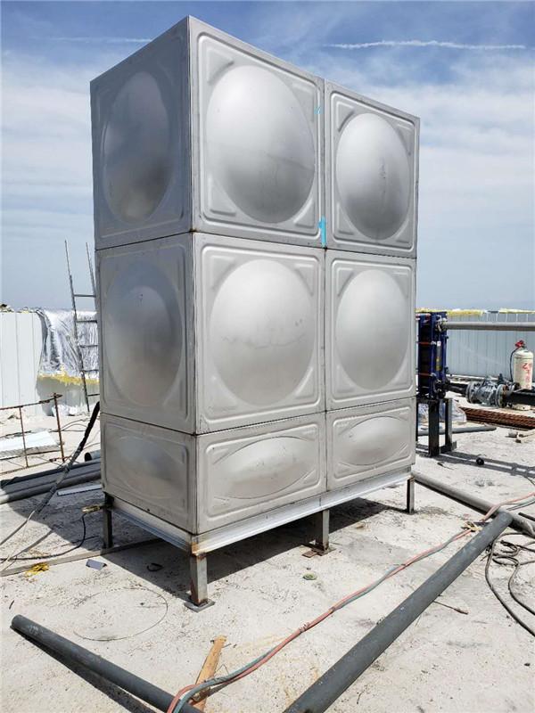 西安不锈钢组合水箱价格