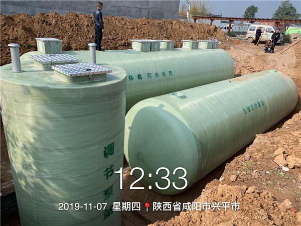西安一体化污水设备价格