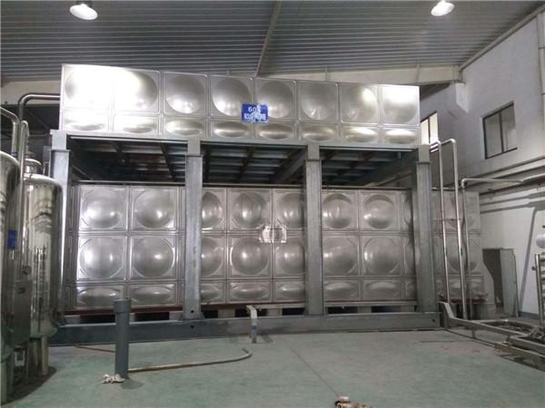 怎么处理生活中不锈钢组合水箱的漏水吗?怎么操作?