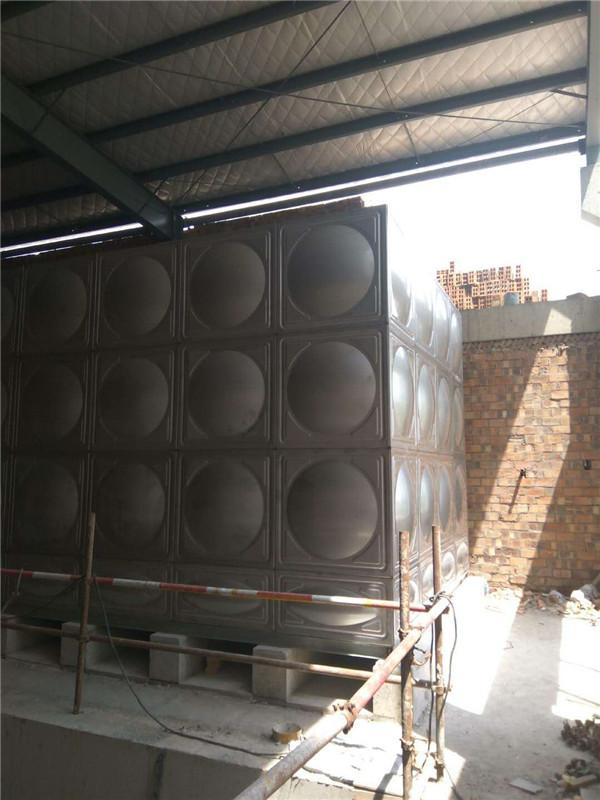 西安不锈钢组合水箱安装