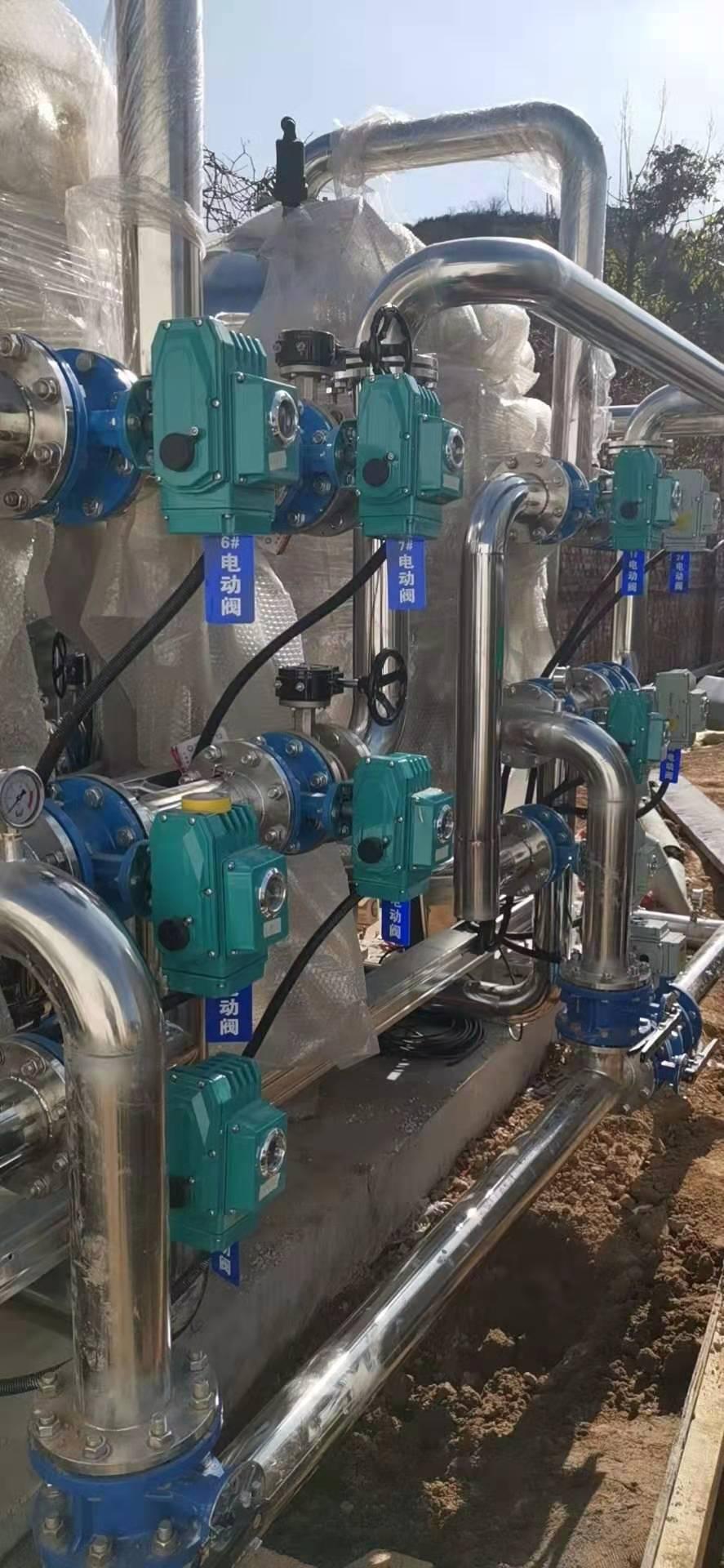 山西铝厂生活饮用水预处理设备