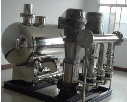 小编向你讲解西安变频供水设备的组成及优点有哪些?