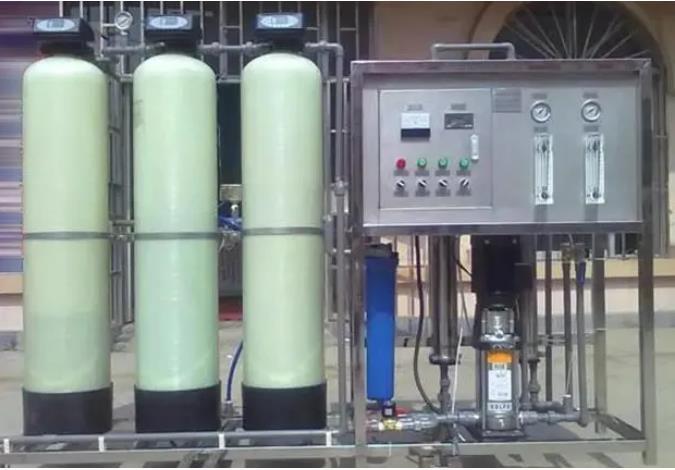 海俊源环保向你讲解西安纯净水设备在净水时都有哪些方法呢?