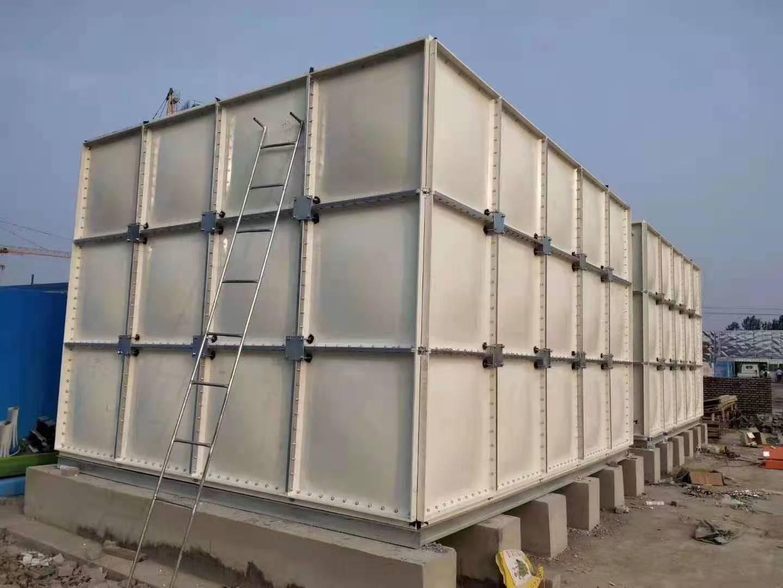 西安玻璃钢组合水箱安装