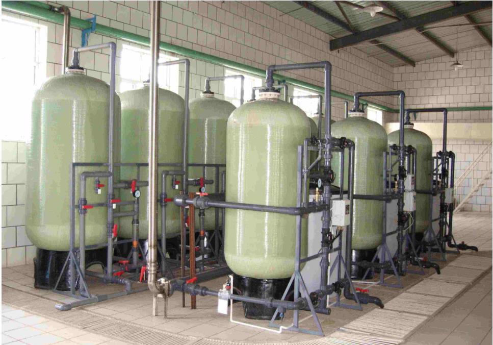 小编向你讲解西安软化水设备有哪几种再生方式?