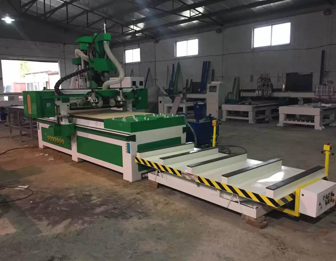 人造板生产线案例