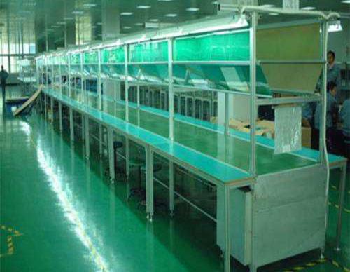 电子生产线案例