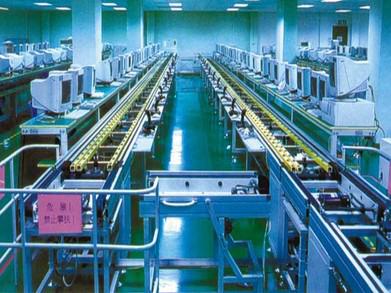 四川总装流水线-检测装配生产线
