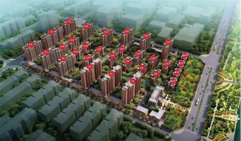 涿鹿亚太健康城一手房楼盘