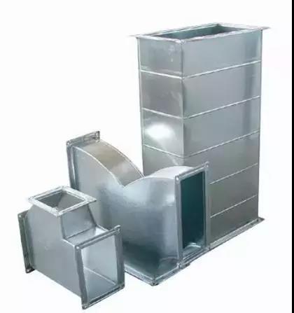 成都镀锌铁皮风管的相关制作工艺技术!