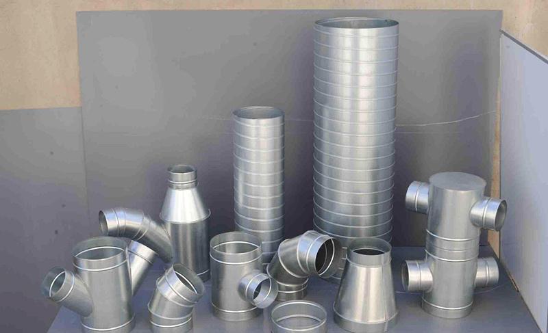 安装成都镀锌铁皮风管技术分享,建议收藏!