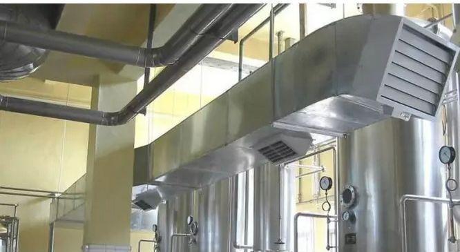 成都中央空调风管安装高度应该注意哪些细节点?