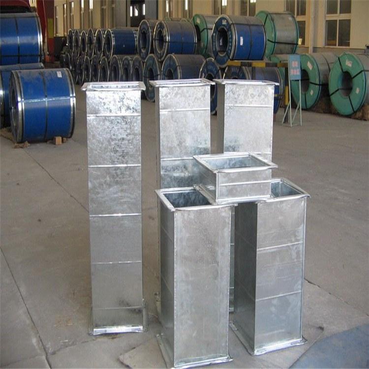 浅谈成都镀锌风管的制作和安装要求有什么?