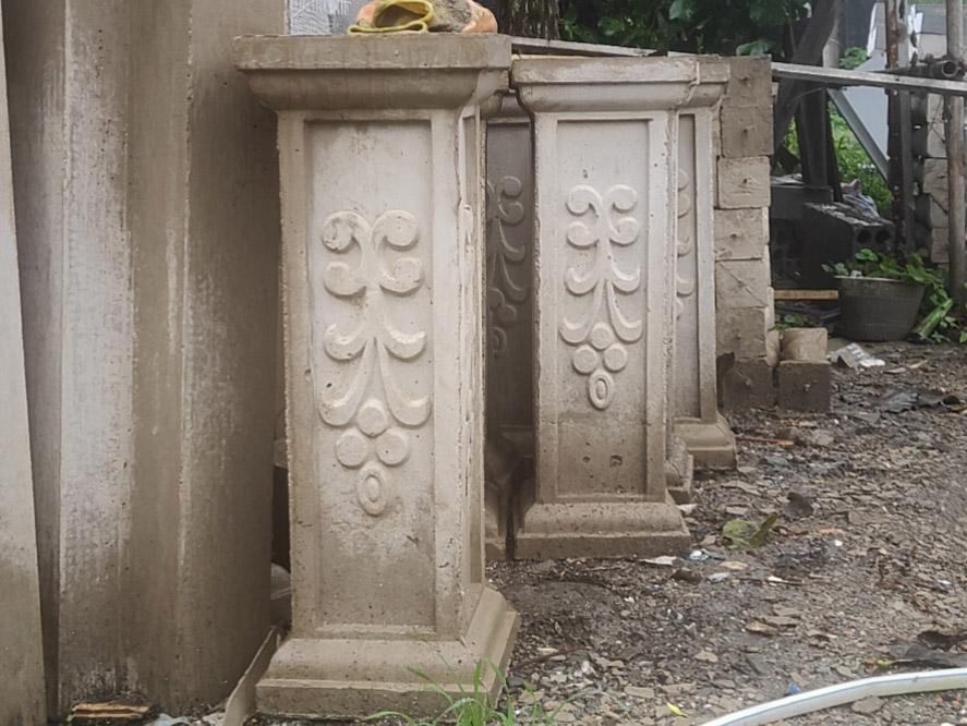 成都GRC花瓶柱