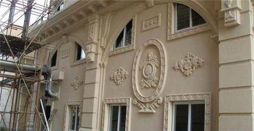成都GRC浮雕装饰构件施工安装方法