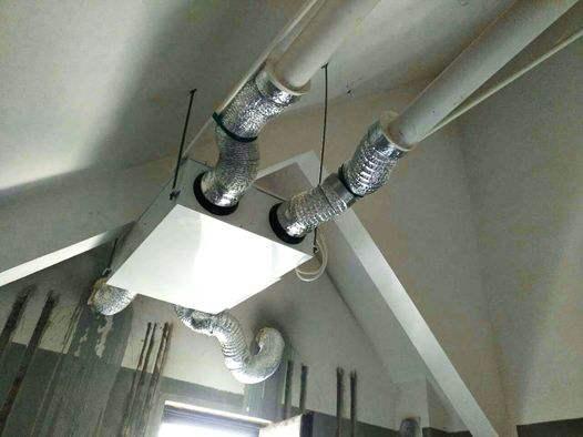 新风系统设计安装
