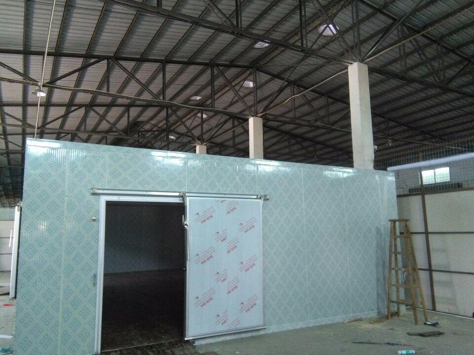 冷库的使用范围较为广泛,根据使用温度要求,速冻冷库一般有这样的要求