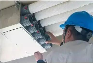 知道了宜昌新風系統的工作原理,那我們來說一說關于該設備的清理