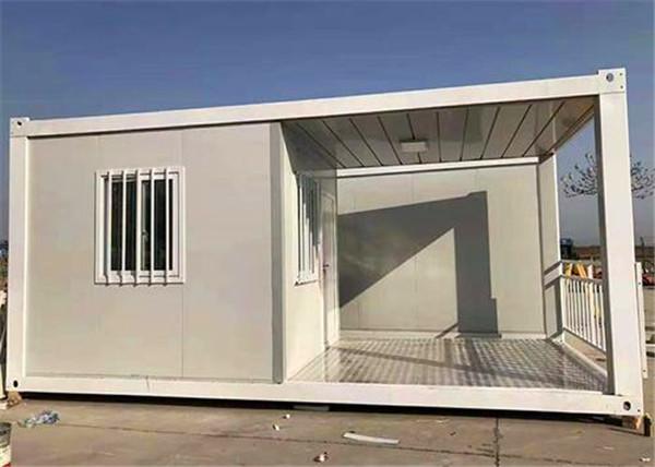 银川集装箱移动房屋在宁夏有很大的发展空间