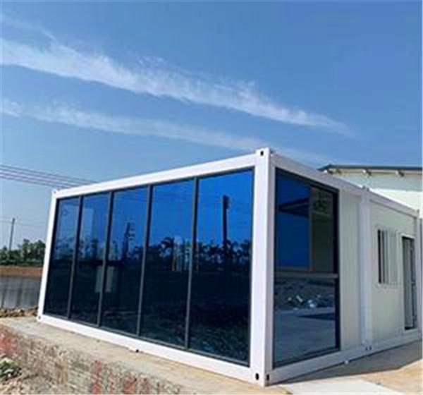 神奇的可折叠房子,建造超级简单,让您几个小时就能有个家