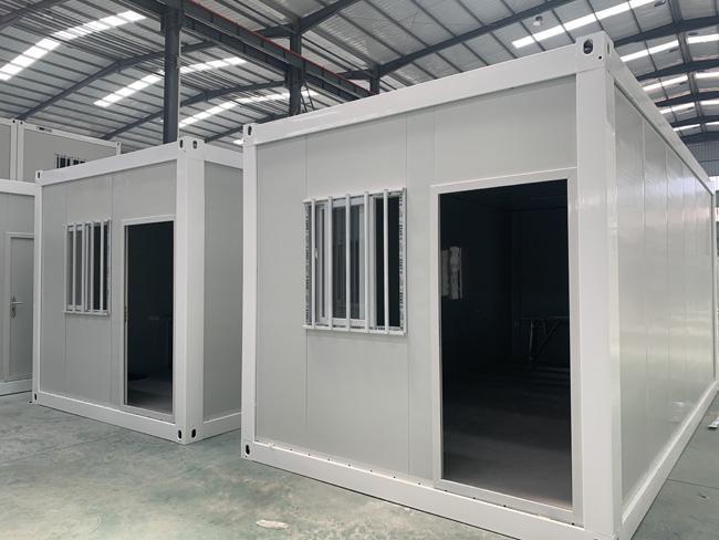你有了解过住人集装箱活动房可以买材料来自己搭建吗?