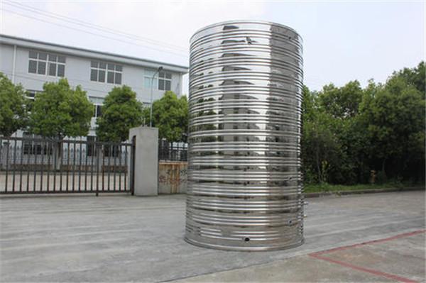 立式圆形不锈钢水箱