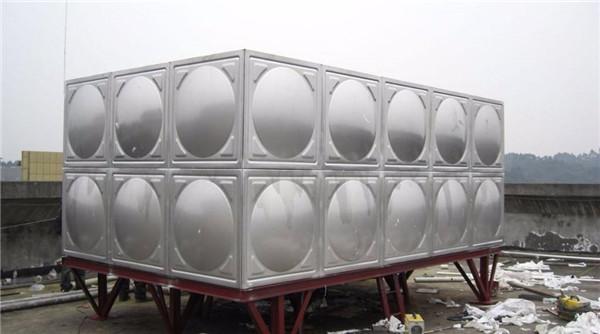 保温水箱厂家生产