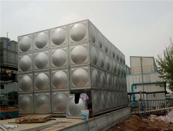 不锈钢水箱合作案例