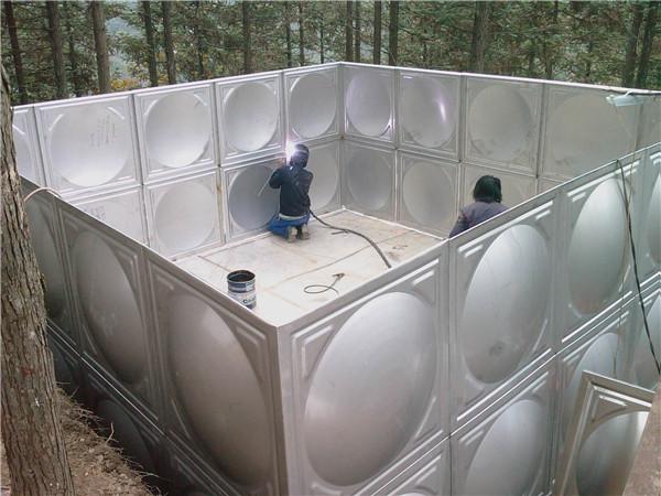 内蒙古不锈钢水箱
